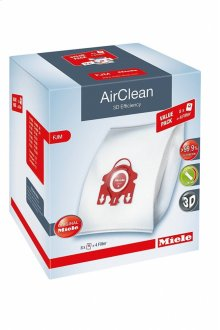 FJM XL AirClean 3D XL-Pack AirClean 3D Efficiency FJM 8 AirClean FJM dustbags at a discount price
