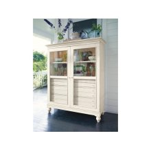 The Bag Lady's Cabinet - Linen