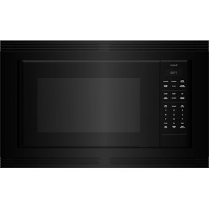 "WolfConvection Microwave 30"" Black Trim - M Series"