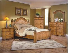 Hailey 6/0 Bed - TV Console