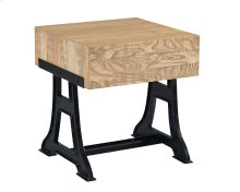 Rafter Foundry End Table