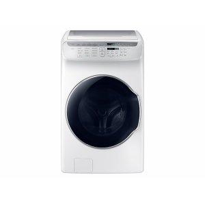 Samsung5.5 cu. ft. FlexWash™ Washer in White