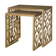 Bob Mackie Nesting End Table Product Image