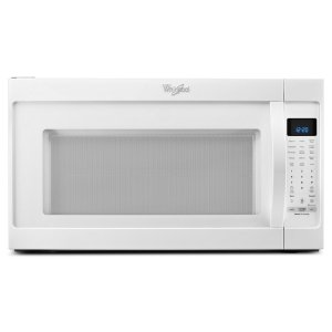 2.0 cu. ft. Capacity Steam Microwave With CleanRelease(R) Non-Stick Interior - WHITE