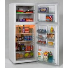 Model FF991W - 9.9 Cu. Ft. Frost Free Refrigerator - White