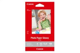 Canon Glossy Photo Paper - GP-701 - 4x6 (100 Sheets) Glossy Photo Paper GP-701
