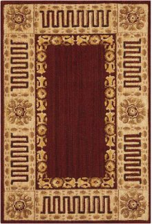 Vallencierre Va17 Bur Rectangle Rug 2' X 3'