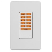 KPSC Optional Source Control Keypad for KP6 or KPL