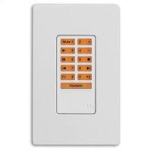 KPSC Optional Source Control Keypad for KP6 or KPL