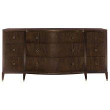 Haven Dresser in Brunette (346)
