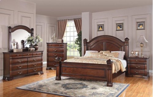 Isabella King Bed