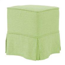 Universal Cube Linen Slub Grass - Skirted