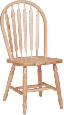 Arrowback Chair Natural