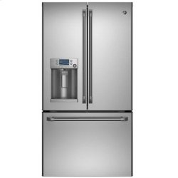 27.8 cu. ft. w/external ice, water and hot water