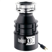 Badger 1 Garbage Disposal - With Cord