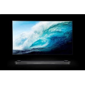 "LG ElectronicsLG SIGNATURE OLED TV W - 4K HDR Smart TV - 65"" Class (64.5"" Diag)"