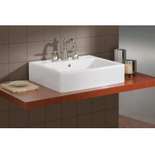 NUOVELLA Rectangular Overcounter Sink