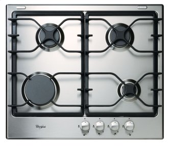 "Whirlpool(R) 24"" Gas cooktop"