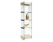 Adele Bookshelf - Distressed Oak Product Image