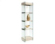 Adele Bookshelf - Distressed Oak Product Image