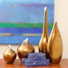 Golden Stripe Vase-XL Product Image