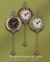Monarch Wall Clocks, S/3 Product Image