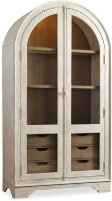 Sunset Point Display Cabinet