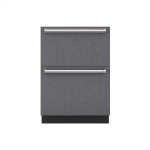 "Subzero24"" Refrigerator Drawers - Panel Ready"