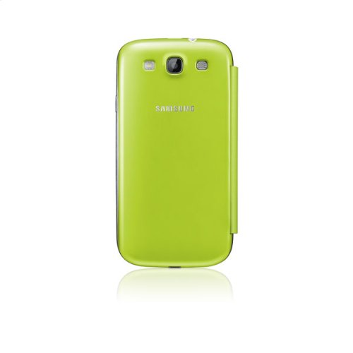 Galaxy S® III Flip Cover, Green