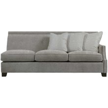 Franco Right Arm Sofa in Mocha (751)