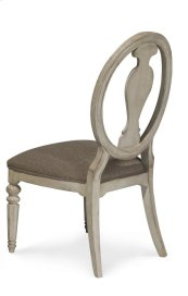 Belmar New Oval Splat Back Side Chair