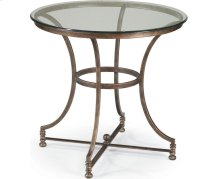 Vintage Chateau End Table