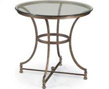 Vintage Chateau End Table