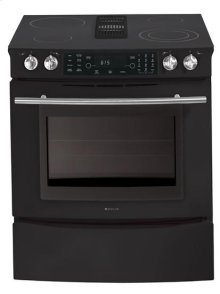 Downdraft Slide-In Electric Range