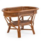 Oval Rattan Dining Table Base 3546 Product Image