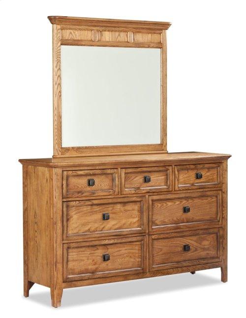 Alta Seven Drawer Dresser