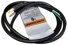 Range Hood Power Cord Product Image