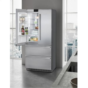 "Liebherr36"" Fridge-freezer with BioFresh and NoFrost"