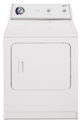 Crosley Super Capacity Dryers (6.5 Cu. Ft. Capacity)