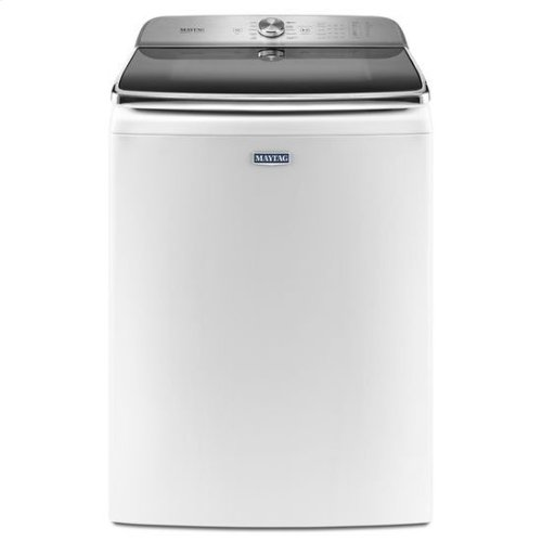 "Maytag® Top Load Washer with the PowerWash® System "" 6.2 cu. ft. - White"