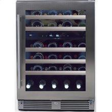 "24"" Right Hand Hinge Wine Refrigerators"