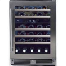 "24"" Right Hand Hinge Wine Refrigerators"