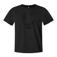 UI.COM T-shirt, Black - Large