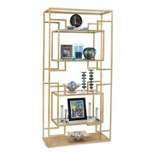 10918 SERPENS III - CONTEMPORARY ETAGERE