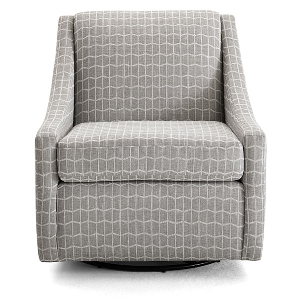 Wondrous Reganbest Home Furnishings Regan Swivel Glide Chair Machost Co Dining Chair Design Ideas Machostcouk