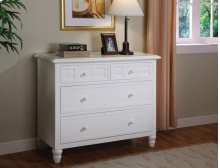 4 Drawer Split Chest