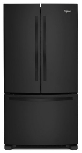 33-inch Wide French Door Refrigerator with Accu-Chill System - 22 cu. ft.