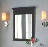 "Framingham 24"" Mirror - Obsidian Product Image"
