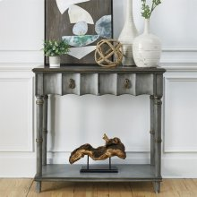 2 Drawer Accent Table