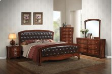 5 PC Bedroom - Queen Bed, Dresser, Mirror
